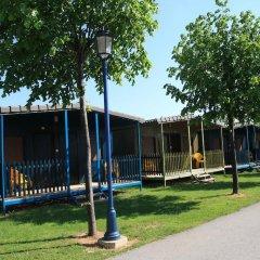 Отель Camping Iratxe Ciudad de Vacaciones Стандартный номер разные типы кроватей фото 3