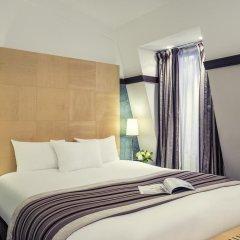 Отель Mercure La Sorbonne Париж комната для гостей фото 2