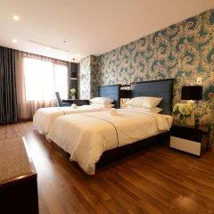 Hanoi Emerald Waters Hotel & Spa 4* Стандартный номер с 2 отдельными кроватями фото 4