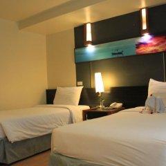 Sunshine Hotel And Residences 3* Улучшенный номер с различными типами кроватей