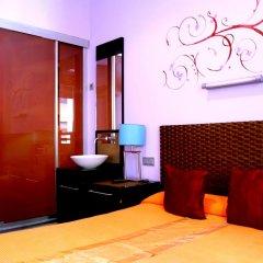 Отель Madrid House комната для гостей фото 4