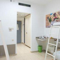 HI Jerusalem – Rabin Hostel Израиль, Иерусалим - отзывы, цены и фото номеров - забронировать отель HI Jerusalem – Rabin Hostel онлайн удобства в номере фото 2