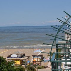 Hotel Plaza пляж фото 2
