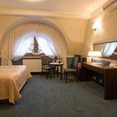 Отель Willa Jaśkowy Dworek 3* Студия с различными типами кроватей фото 6