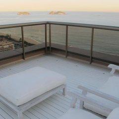 Отель Apt barramares 2 quartos vista mar балкон