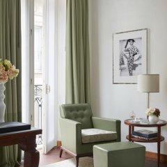 Four Seasons Hotel Milano 5* Представительский люкс с двуспальной кроватью фото 8