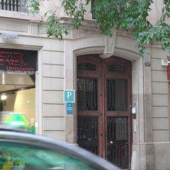 Отель Pension Cerdaña Барселона бассейн