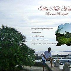 Отель Villa Nick House Стандартный номер фото 4