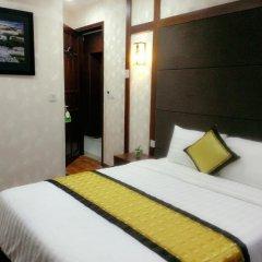 Tea Hotel Hanoi Номер Делюкс с различными типами кроватей фото 4