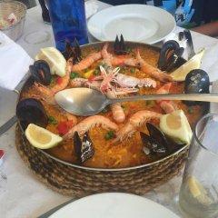 Отель Pension Los Faroles Испания, Фуэнхирола - отзывы, цены и фото номеров - забронировать отель Pension Los Faroles онлайн питание