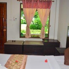 Отель Lanta Nice Beach Resort 3* Стандартный номер фото 14