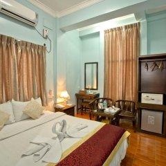 79 Living Hotel 3* Улучшенный номер с различными типами кроватей фото 5