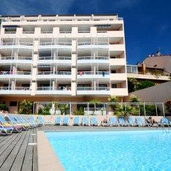 Отель Odalys - Appart'Hotel Les Félibriges Франция, Канны - отзывы, цены и фото номеров - забронировать отель Odalys - Appart'Hotel Les Félibriges онлайн бассейн фото 3