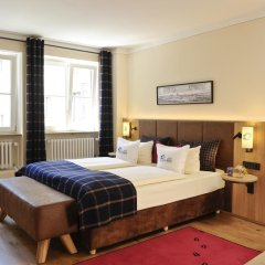 Hotel Blauer Bock Мюнхен комната для гостей фото 5