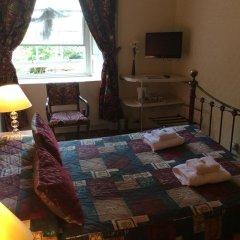 Отель Caravel Guest House Великобритания, Эдинбург - отзывы, цены и фото номеров - забронировать отель Caravel Guest House онлайн комната для гостей фото 2