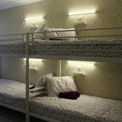 Hostel Nika-City Кровать в общем номере двухъярусные кровати фото 32