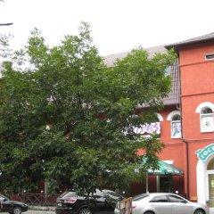Гостиница Чили парковка