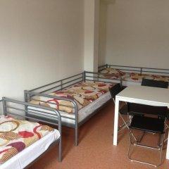Hostel Bohemia Кровать в общем номере с двухъярусной кроватью фото 4