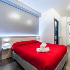Отель Il Rosso e il Blu 3* Стандартный номер с различными типами кроватей фото 13