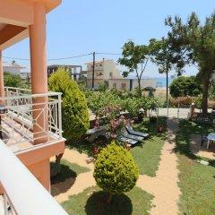 Отель Korina Fey балкон