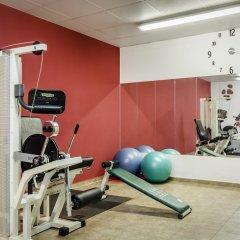 Отель Exe Barcelona Gate фитнесс-зал фото 4