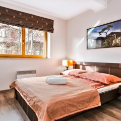 Отель Apartamenty Sun&Snow Kościelisko Budzówka Косцелиско комната для гостей фото 4