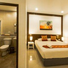 Phuket Airport Hotel 3* Стандартный номер разные типы кроватей фото 9