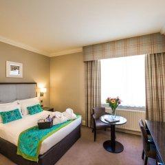 Leonardo Boutique Hotel Edinburgh City 3* Стандартный номер с различными типами кроватей фото 4