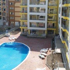 Отель L4 Sunset Beach 2 Болгария, Солнечный берег - отзывы, цены и фото номеров - забронировать отель L4 Sunset Beach 2 онлайн бассейн фото 2