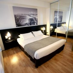 Отель Aparthotel Adagio Nice Promenade des Anglais сейф в номере