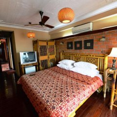 Queen Travel Boutique Hotel - Hang Bac 3* Стандартный номер фото 4