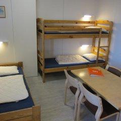 Stadion Hostel Helsinki Стандартный номер с разными типами кроватей фото 5