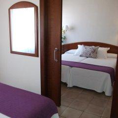 Hotel Avenida 2* Стандартный семейный номер разные типы кроватей фото 2