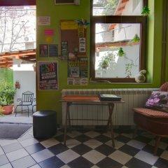 Manga Hostel интерьер отеля фото 2