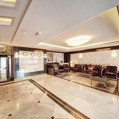 Adamo Hotel Apartments интерьер отеля