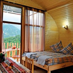 Отель Harsnadzor Eco Resort 2* Улучшенный номер разные типы кроватей фото 4