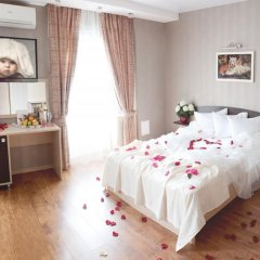 Гостиница Браво Люкс комната для гостей