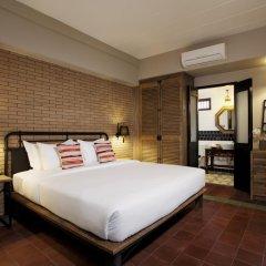 Отель Baan Chart 3* Номер Делюкс с различными типами кроватей фото 2