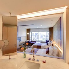 Pathumwan Princess Hotel 5* Стандартный номер с различными типами кроватей фото 4