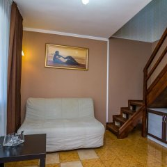 Отель Анжелика-Альбатрос Сочи комната для гостей фото 5