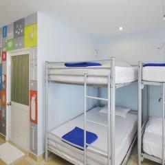 Saigon Backpackers Hostel @ Pham Ngu Lao Кровать в общем номере с двухъярусной кроватью фото 4