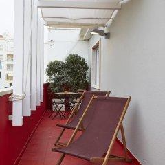 Отель Casa das Aguarelas - Apartamentos детские мероприятия