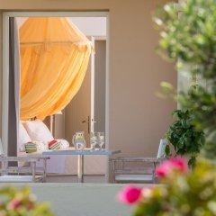 Notos Heights Hotel & Suites 4* Улучшенная студия с различными типами кроватей фото 2