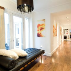 Апартаменты Lancaster Gate Hyde Park Apartments Лондон спа