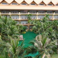 Отель Villa Thongbura 3* Студия с различными типами кроватей фото 9