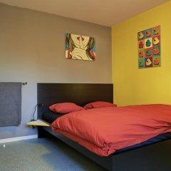 Budget Hostel Zurich Стандартный номер с различными типами кроватей фото 4