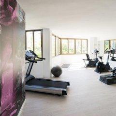 Отель Sol de Alcudia Apartamentos фитнесс-зал