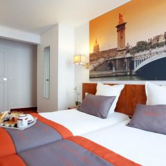 Отель Hôtel Alyss Saphir Cambronne Eiffel 3* Стандартный номер с 2 отдельными кроватями фото 5