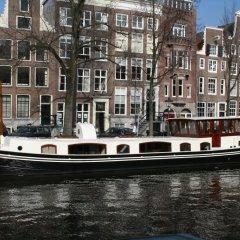 Отель Prinsenboot Нидерланды, Амстердам - отзывы, цены и фото номеров - забронировать отель Prinsenboot онлайн балкон