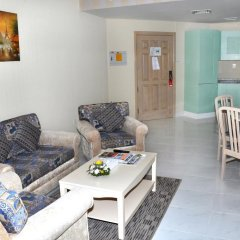 Pearl Residence Hotel Apartments 3* Люкс с различными типами кроватей фото 8